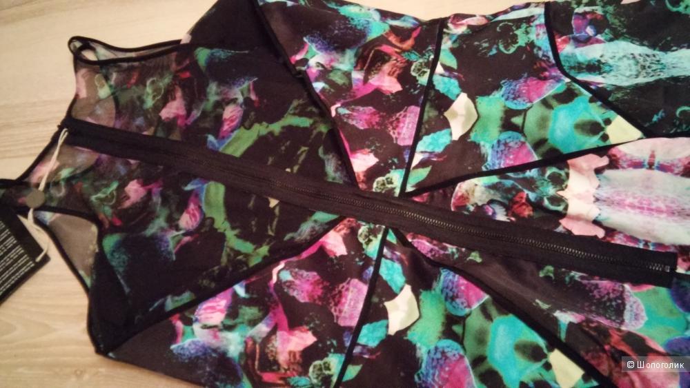 Брендовое потрясающее платье Milly, размер 42