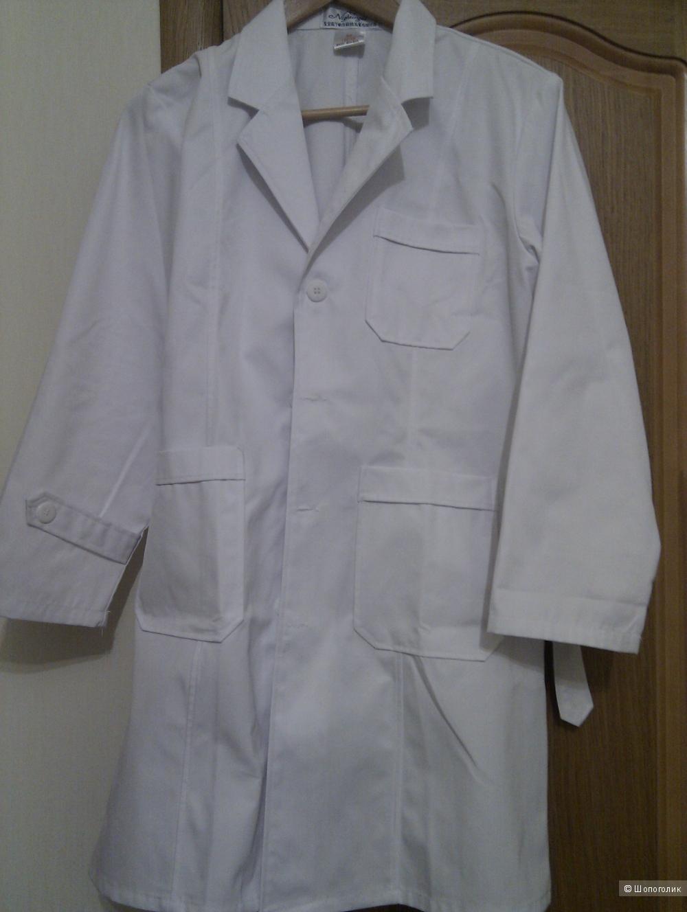 Медицинский халат мужской. Размер М