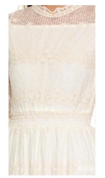 Продам платье RAGA, цвет слоновой кости, размер XS