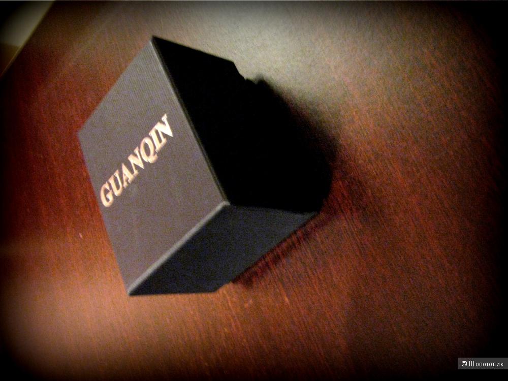 Нереально крутые часы закупил, Tissot курит в сторонке у GUANQIN