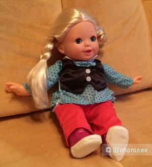 Первая кукла для дочери