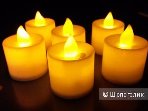 Свечки диодные