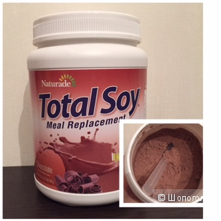 Naturade, Total Soy, Meal Replacement, Chocolate