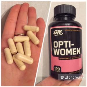 Optimum Nutrition, Opti-Women - система оптимизации питательных веществ