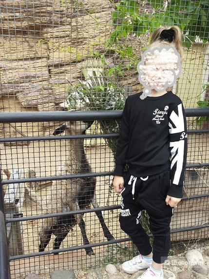Детский костюм с черепушками (унисекс)