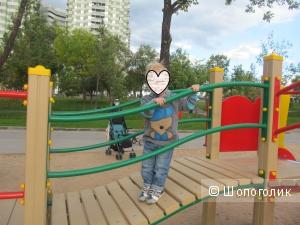 Детская флисовая худи