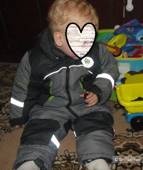 Комбинезон Topomini