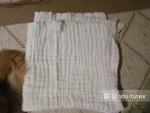 Полотенце марлевое для малышей