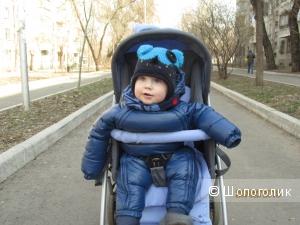 Комбинезон Монклер для малышей