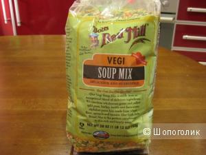 Смесь для овощного супа Bob's Red Mill