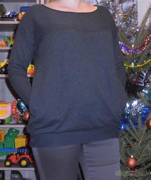 Красивый и удобный свитер - A kiss of Cashmere
