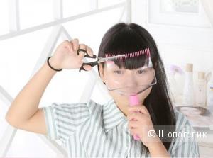 Расческа-совок для челки