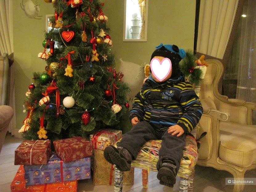 Комплект зимний Пелуче на ребенка