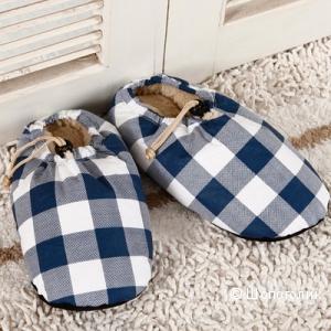 Домашняя обувь на пуху. Размер 30-35