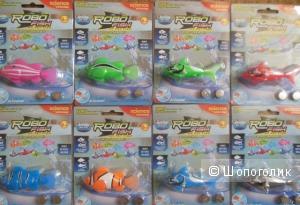 Роборыбки (robofish)