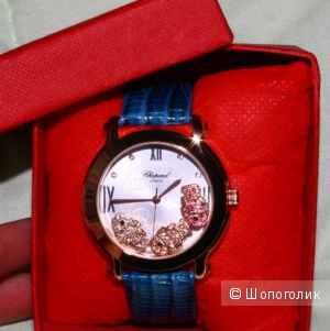 Женские часы, копия Chopard