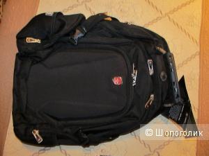 Любимый рюкзак зятя, вместительный и прочный