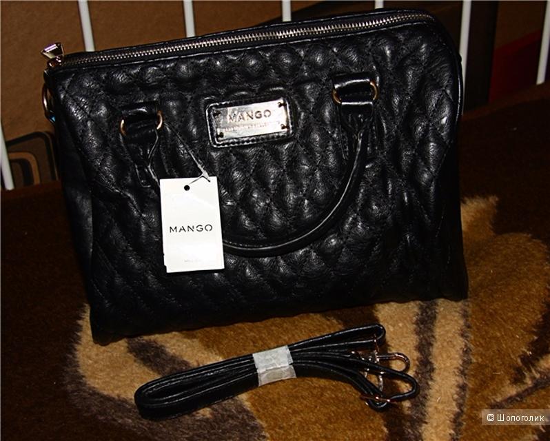 Женская сумка, копия mango