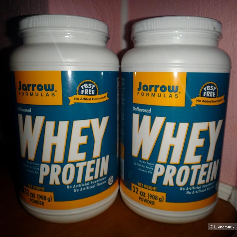 Натуральный сывороточный протеин Jarrow Formulas