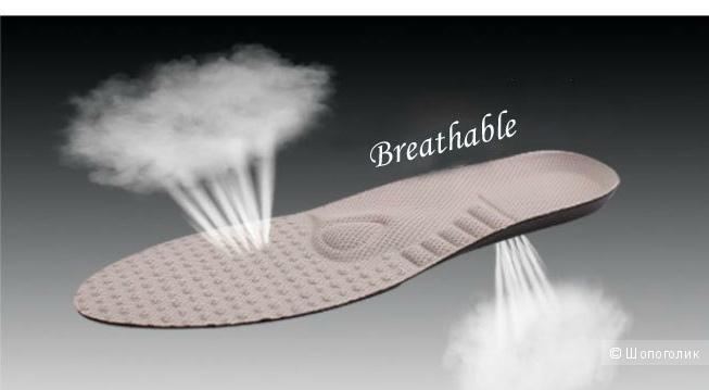 Пенополиуретановые стельки для обуви с эффектом массажа и дезодорации