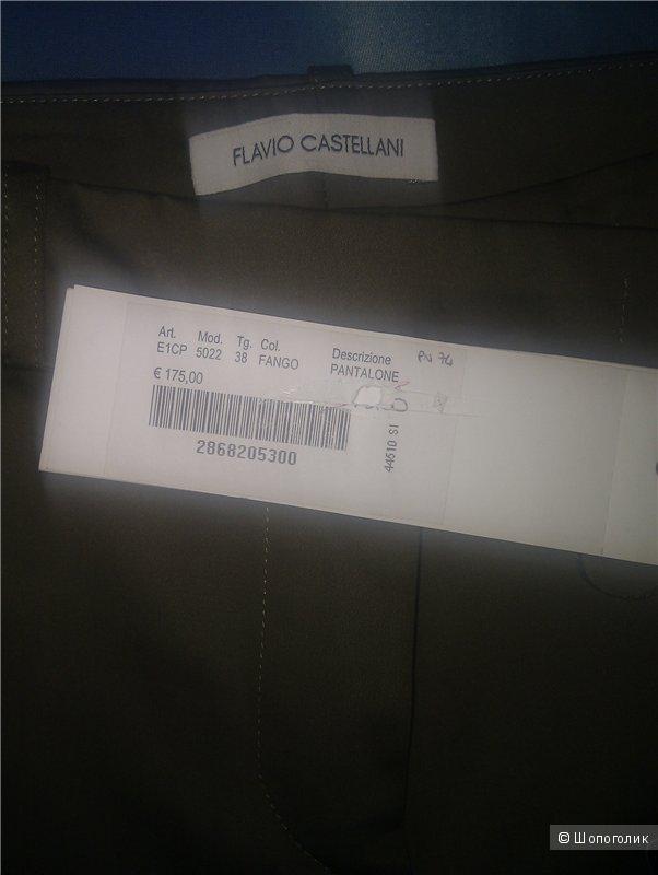 Повседневные брюки FLAVIO CASTELLANI. Размер 38 IT