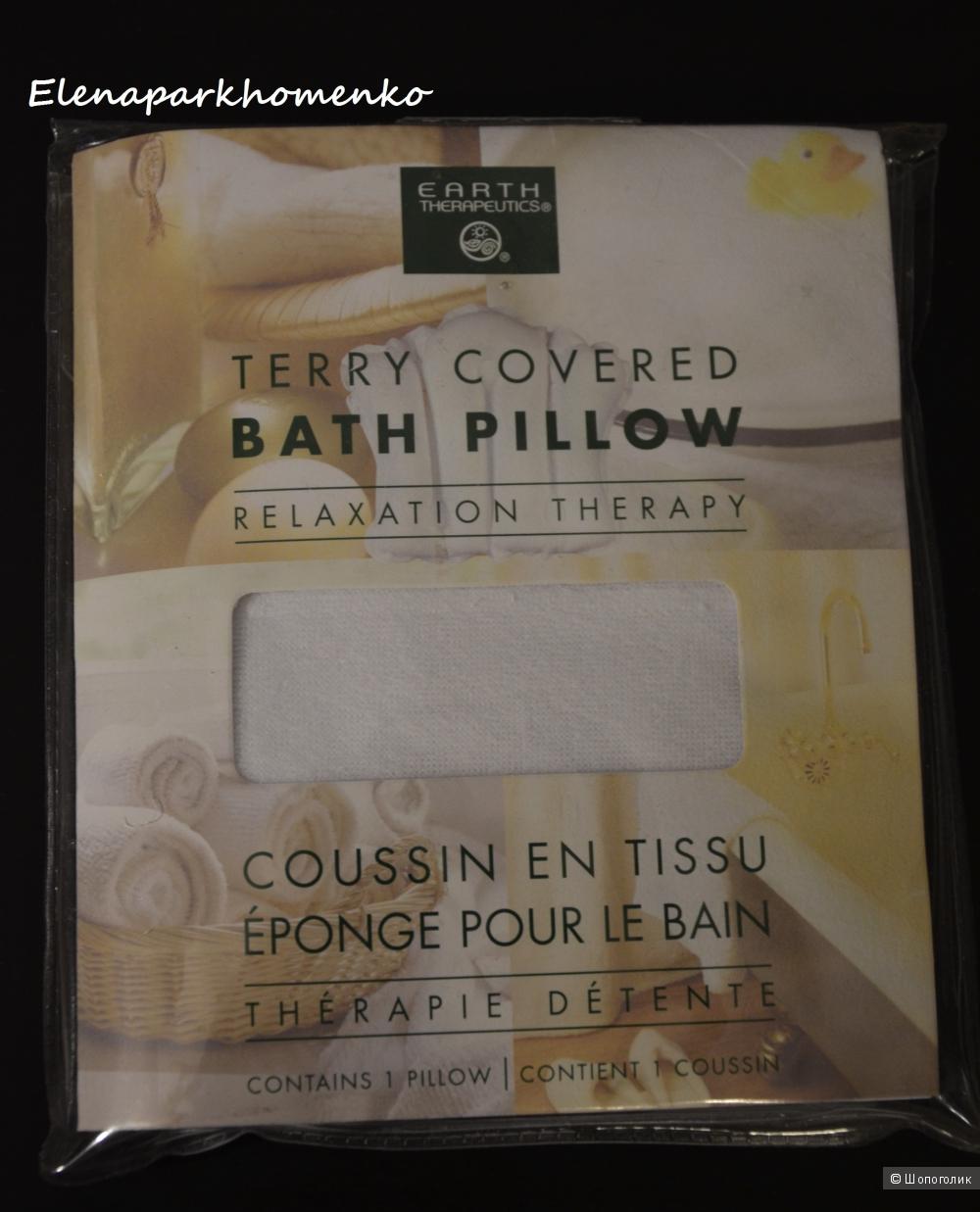 Вы любитель понежиться в ванне? Тогда эта надувная подушка для вас!