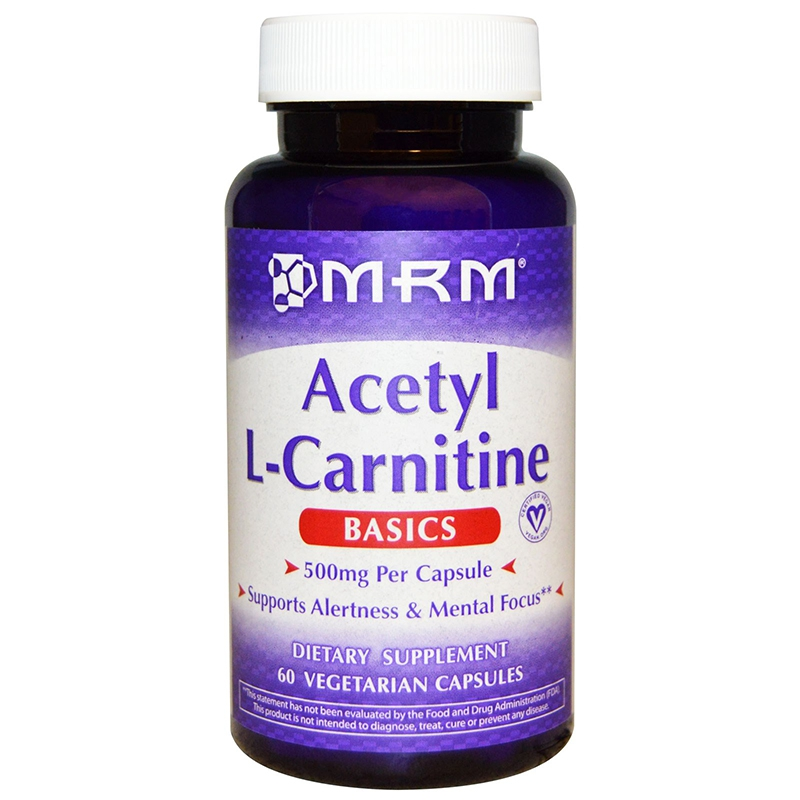 Ацетил-L-карнитин от MRM