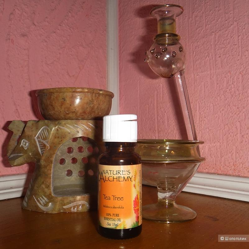 Эфирное масло чайного дерева Nature's Alchemy
