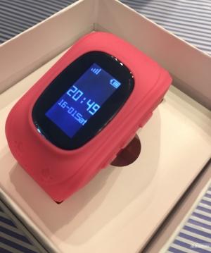 Детские часы Watch с GPS и функцией телефона