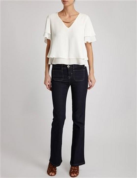 Продаю джинсы женские Morgan, р. 44