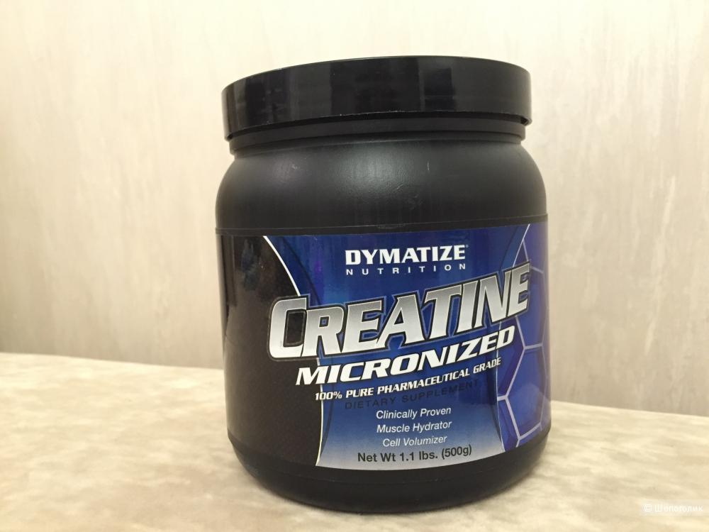 Креатин dymatize nutrition