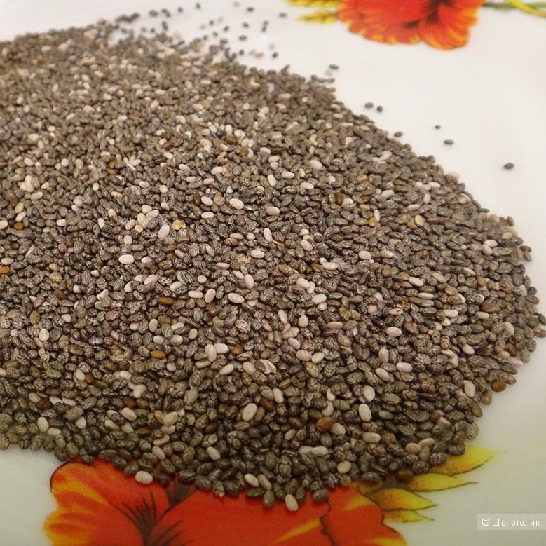 Очень полезные и нужные семена Чиа (Chia seeds)