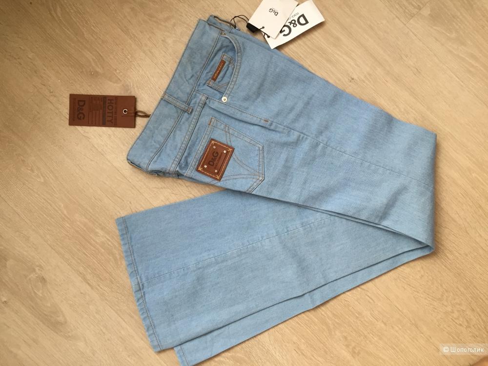 Женские джинсы Dolce&Gabbana, 100% деним