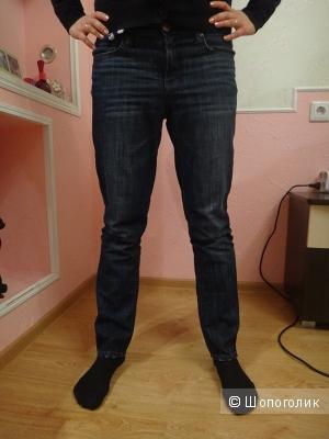 Джинсы бойфренды, bleecker boyfriend, DKNY