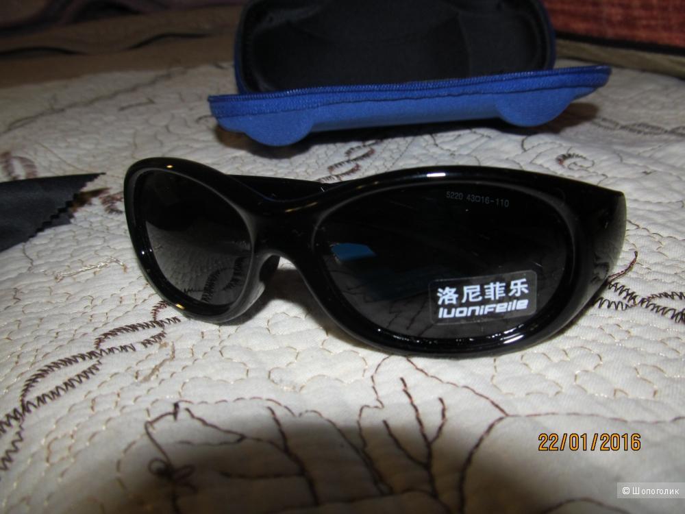 Детские солнцезащитные поляризационные очки