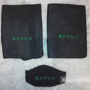 Турмалиновые наколенники, пояс и накладка на шейный отдел
