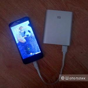 Резервное зарядное устройство (power bank) Xiaomi Mi 10400 мАч