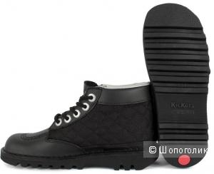 Ботинки женские, Kickers Kick HI, р. uk8 / eu42