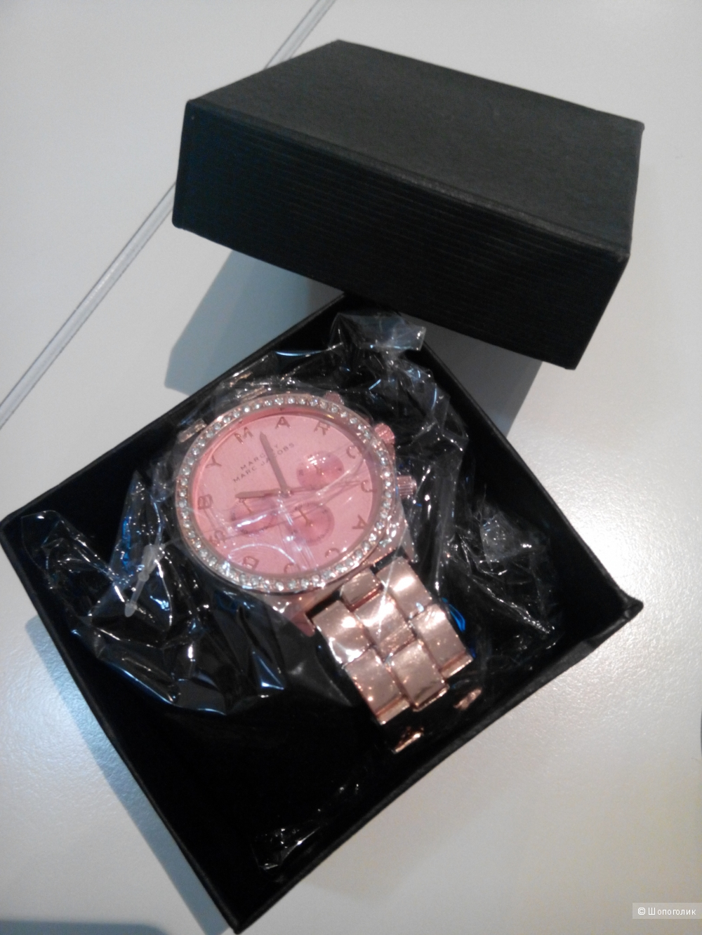 Брендовые часы Марк Якобс (копия)