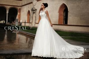 Свадебное платье, Crystal Design, р. 42-44