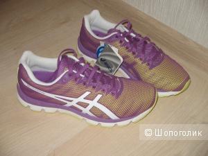 Продам  новые с коробкой женские кроссовки ASICS, р. US 8.5
