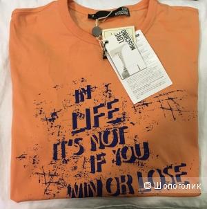 Продам мужскую футболку, Love Moschino, р. M