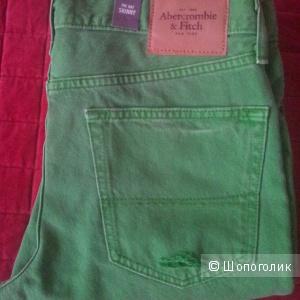Продаю мужские джинсы, Abercrombie&Fitch, р. 32Х34
