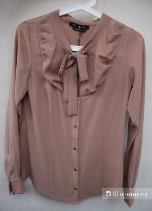 Блуза Roberta Biagi, цвет карамельный, р. S