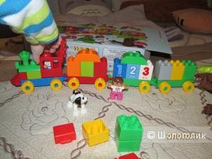 Наборы в стиле лего для малышей