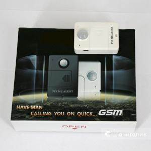 GSM сигнализация с инфракрасным датчиком движения