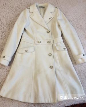 Пальто женское, GUESS jeans, б/у, р.14 (42)