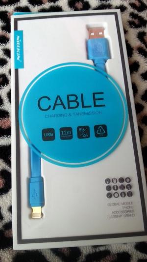 Зарядный кабель Nillkin для  iPhone/iPad