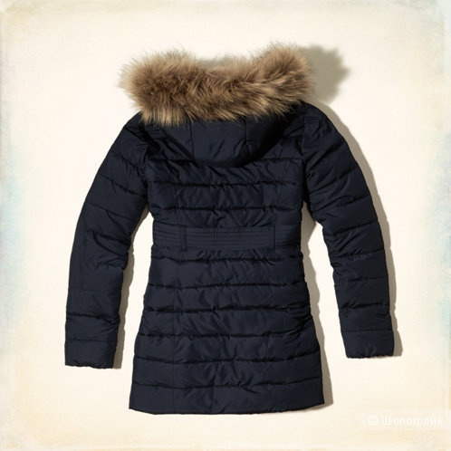 Продаю куртку женскую, Hollister Scripps Pier Parka, р. S