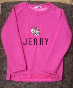 Утепленная кофта с Джерри